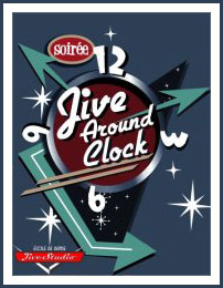 Soirée Jive Around the Clock